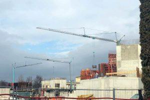 Stavební jeřáby Cattaneo | TOP CRANES